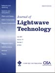 Journal of Lightwave Technology