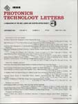IEEE Photonics Technology Letters