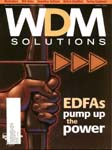 Laser Focus World Supplement WDM Solutions